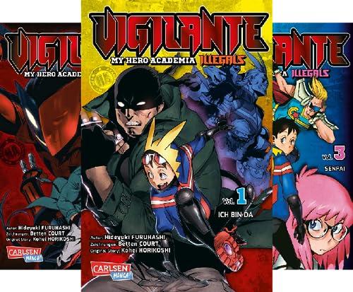 Vigilante - My Hero Academia Illegals (Reihe in 8 Bänden)