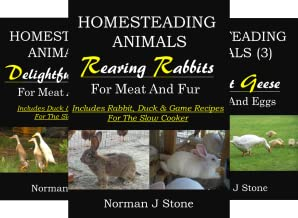 Homesteading Animals (5 Book Series)