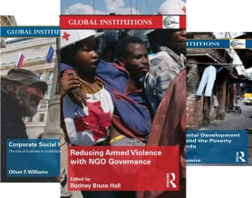 Global Institutions (51-100) (50 Book Series)