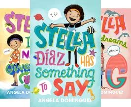 Stella Diaz (3 Book Series)