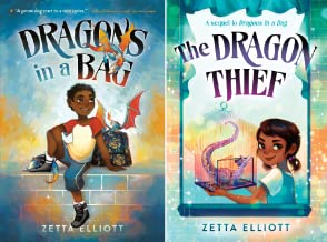 Dragons in a Bag (2 Book Series)