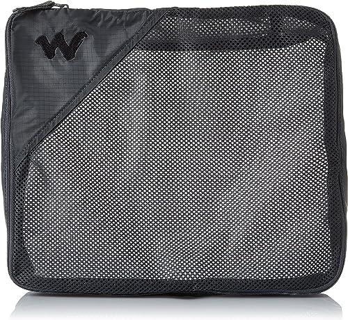 Grey Bag Organizer Travel Cube Grey