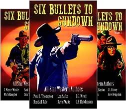 The Six Bullets to Sundown Western Series (15 Book Series)