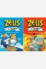 Zeus el Grande Kindle Edition