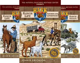 Ranch Life Learning Series (3 Book Series)