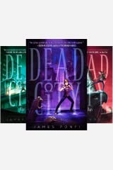 Dead City (3 Book Series) Kindle Edition