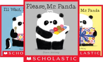 Mr. Panda (4 Book Series)