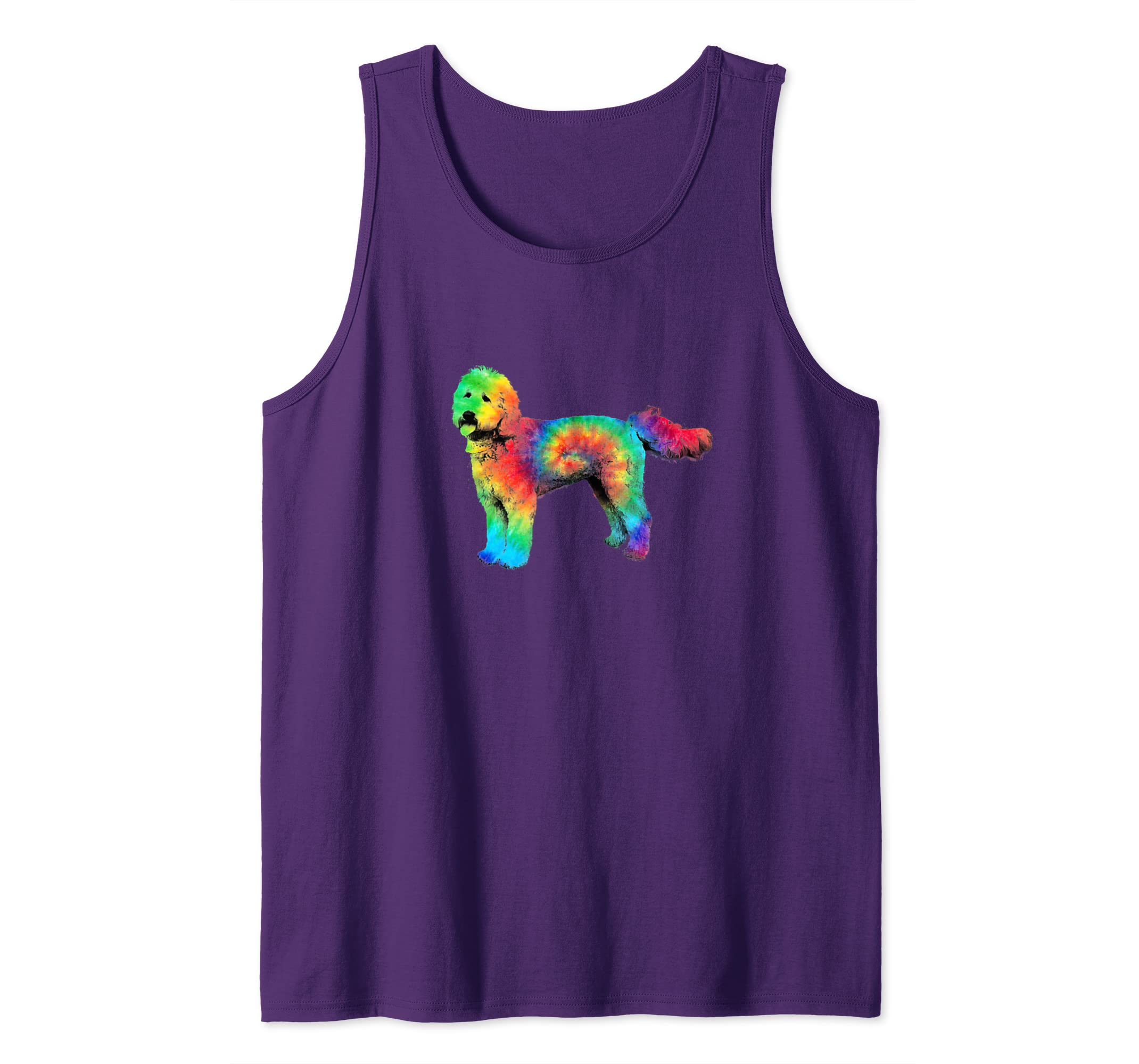 Amazon com: Doodle Mom Dad Tie Dye Golden Labradoodle Festival Dog