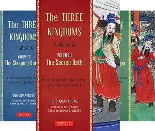 The Three Kingdoms (3 Book Series)