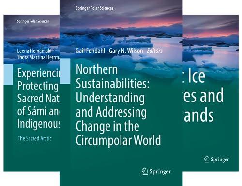 Springer Polar Sciences (17 Book Series)