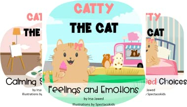 Catty The Cat (6 Book Series)