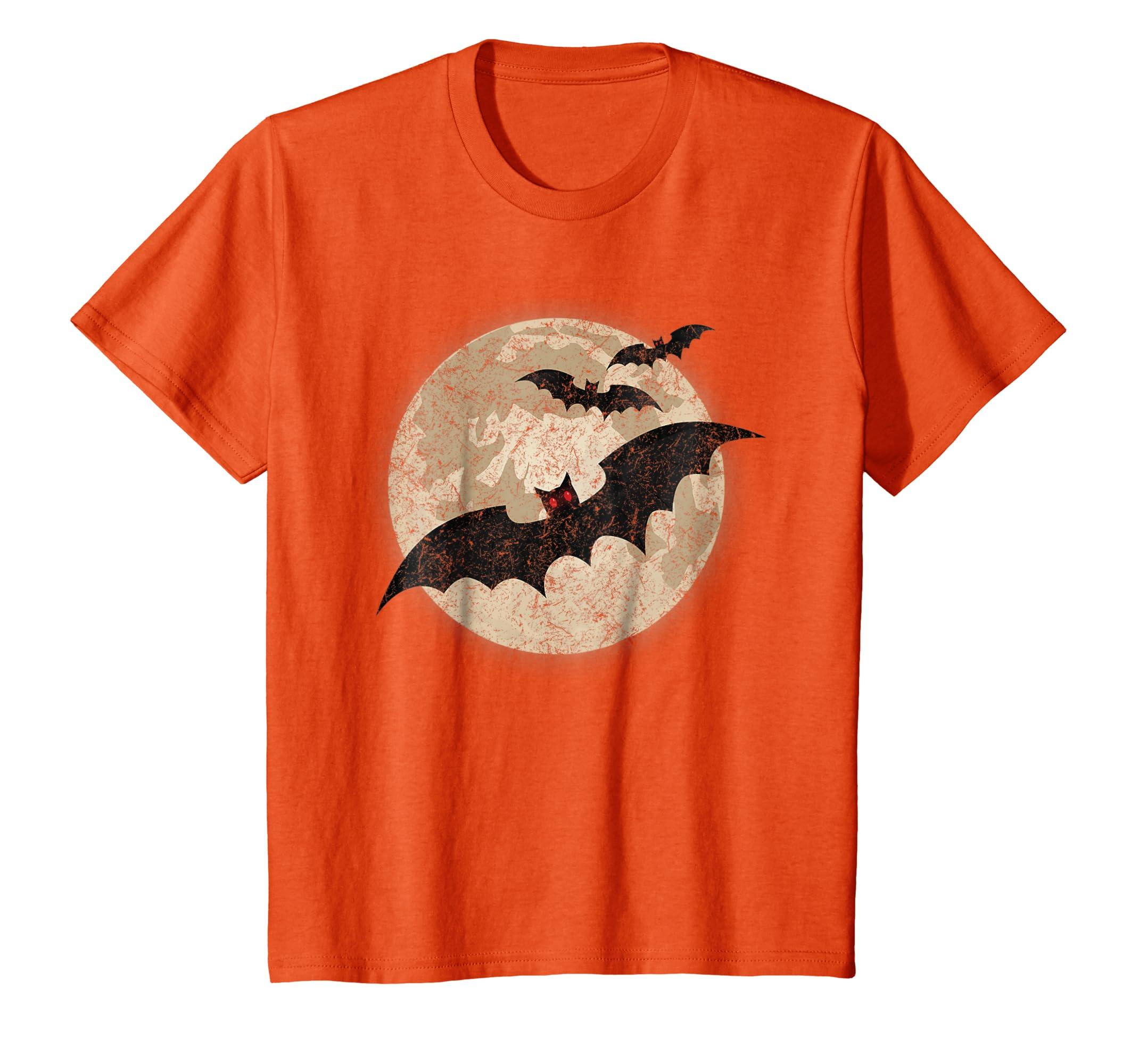 446123d93 Amazon.com: Kids HALLOWEEN SHIRTS FOR KIDS | Toddler Halloween Bat shirts:  Clothing