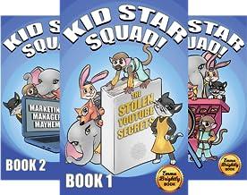 Kid Star Squad (5 Book Series)