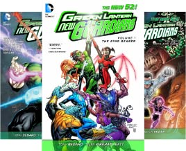 Green Lantern Graphic Novels (4 Book Series)