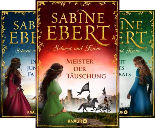 Das Barbarossa-Epos (Reihe in 4 Bänden)