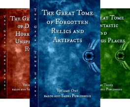The Great Tome Series (6 Book Series)