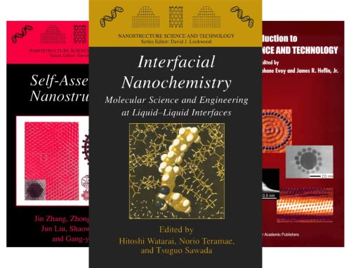 Nanostructure Science and Technology (50 Book Series)