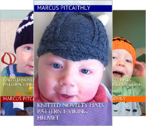 Knitted Novelty Hats (11 Book Series)