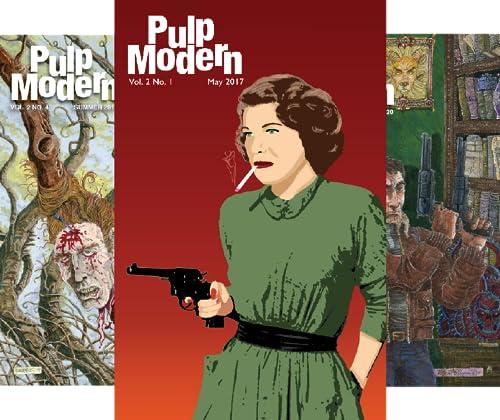 Pulp Modern (4 Book Series)