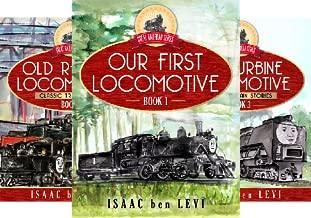 Great Railroad Series (5 Book Series)