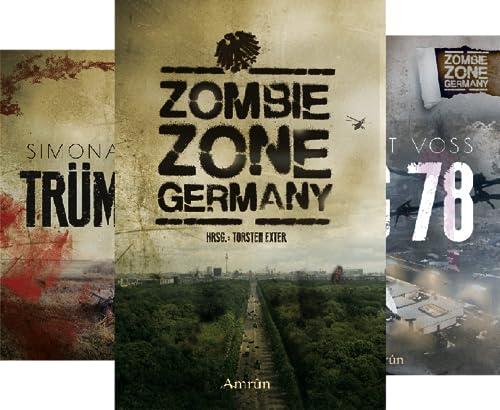 Zombie Zone Germany (Reihe in 11 Bänden)