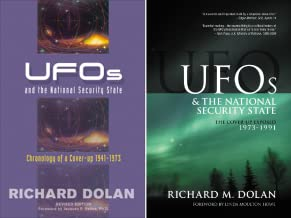 UFOs and the National Security State (2 Book Series)