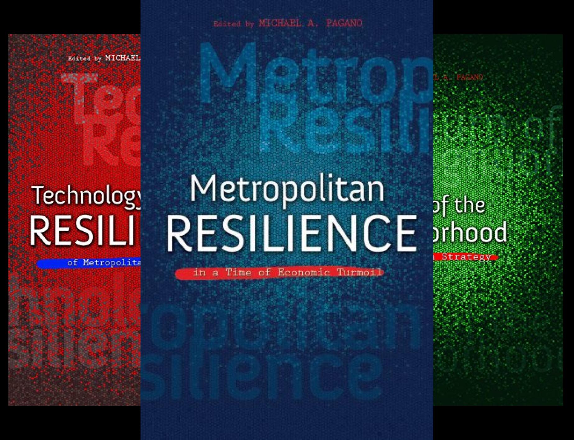 The Urban Agenda (8 Book Series)