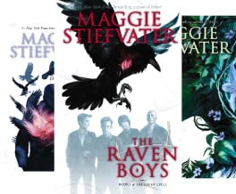 The Raven Cycle (4 Book Series)