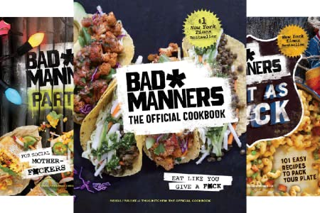 Bad Manners Fast As F Ck 101 Easy Recipes To Pack Your Plate A Vegan Cookbook Thug Kitchen Cookbooks Kindle Edition By Bad Manners Davis Michelle Holloway Matt Cookbooks Food Wine