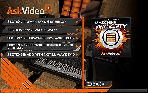 『Maschine Virtuosity - Finger Drumming by Ask.Video』の3枚目の画像