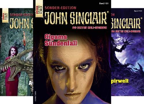 John Sinclair Sonder-Edition (151-155) (Reihe in 5 Bänden)