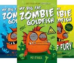 My Big Fat Zombie Goldfish Series (6 Book Series)