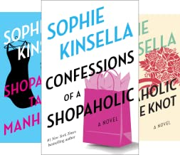 Shopaholic Gift Set (Shopaholic Ties the Knot / Shopaholic Takes Manhattan / Confessions of a Shopaholic) (Shopaholic Seri...