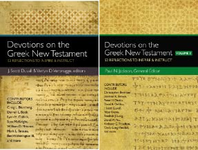 Devotions on the Greek New Testament (2 Book Series)