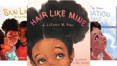 Kids Like Mine (4 Book Series)