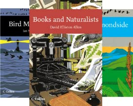 Collins New Naturalist Library (50 Book Series)
