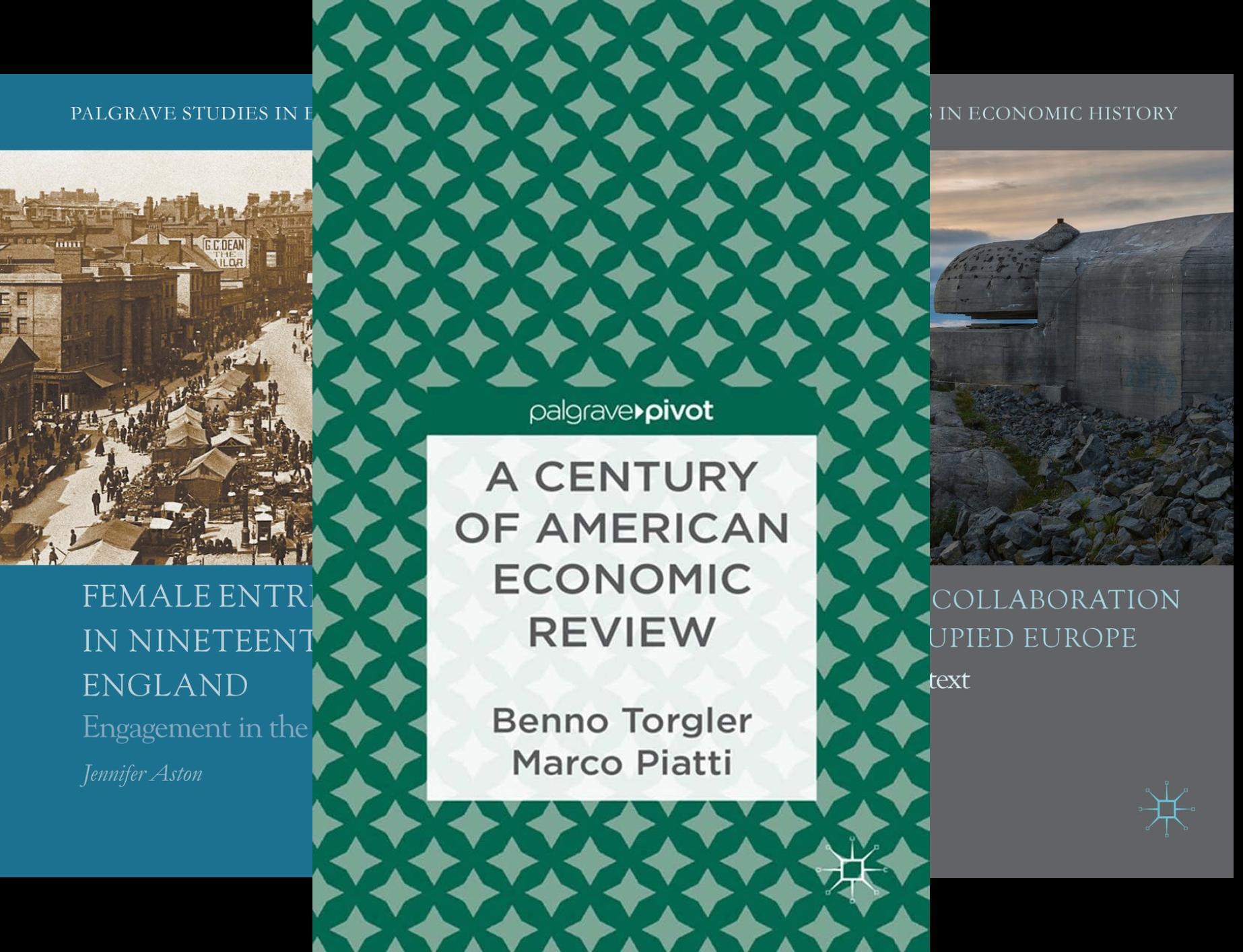 Palgrave Studies in Economic History (50 Book Series)