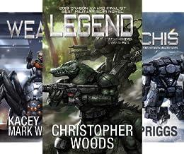 Four Horsemen Tales (14 Book Series)