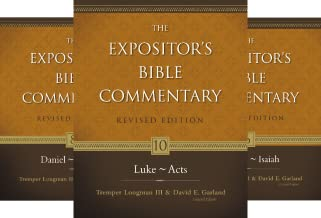 The Expositor's Bible Commentary (39 Book Series)