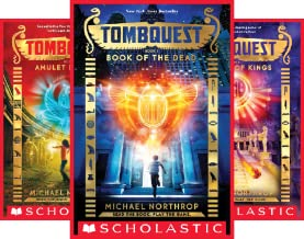 TombQuest (5 Book Series)