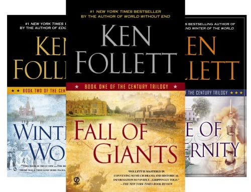 The Century Trilogy (3 Book Series)