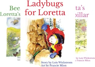 Loretta's Insects (4 Book Series)