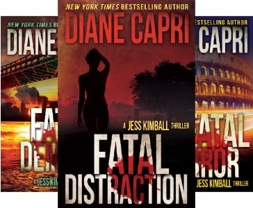 The Jess Kimball Thrillers Series
