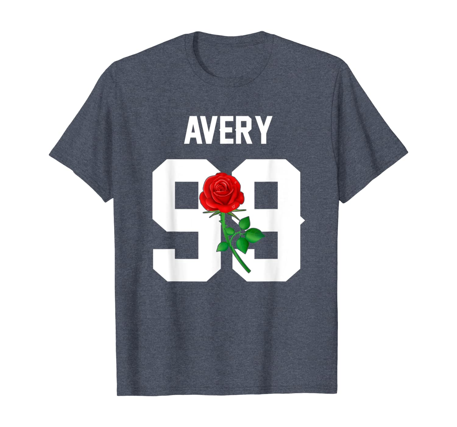Why Merchandise We Don't Red Rose Jack Avery For Girls T-Shirt-axz
