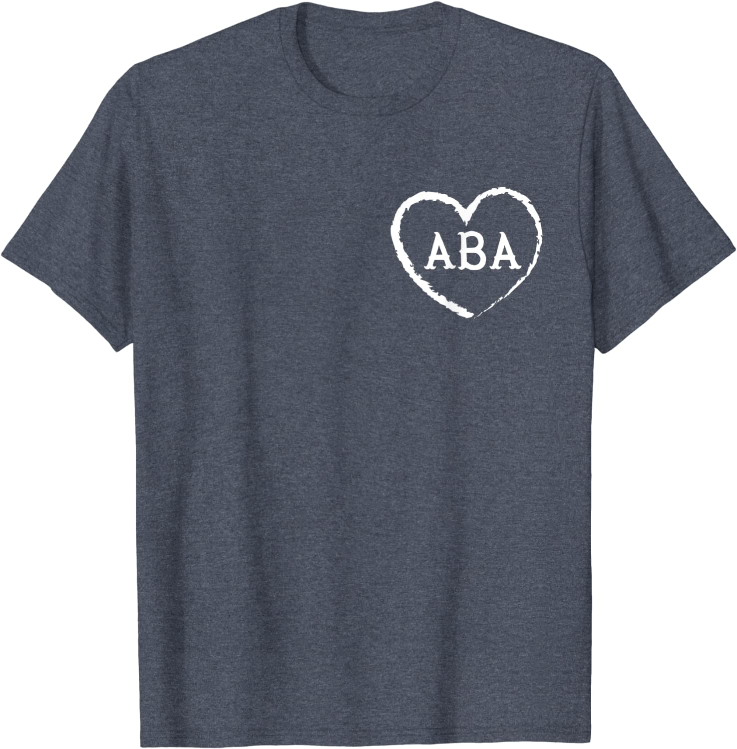 ABA Therapy Gift for Behavior Analyst- Womens ABA T-Shirt-TH