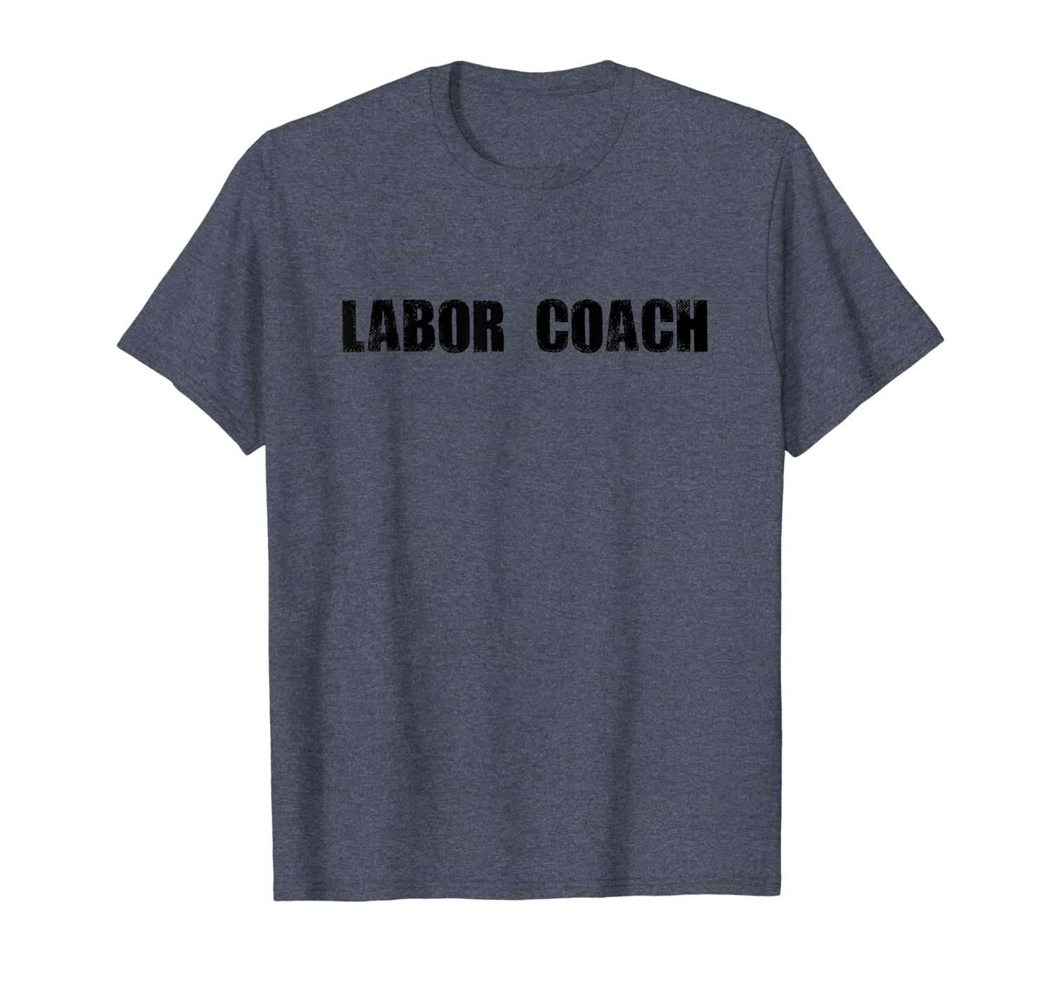 Amazon.com: Mano de obra Coach Camisa Funny regalo expectant ...