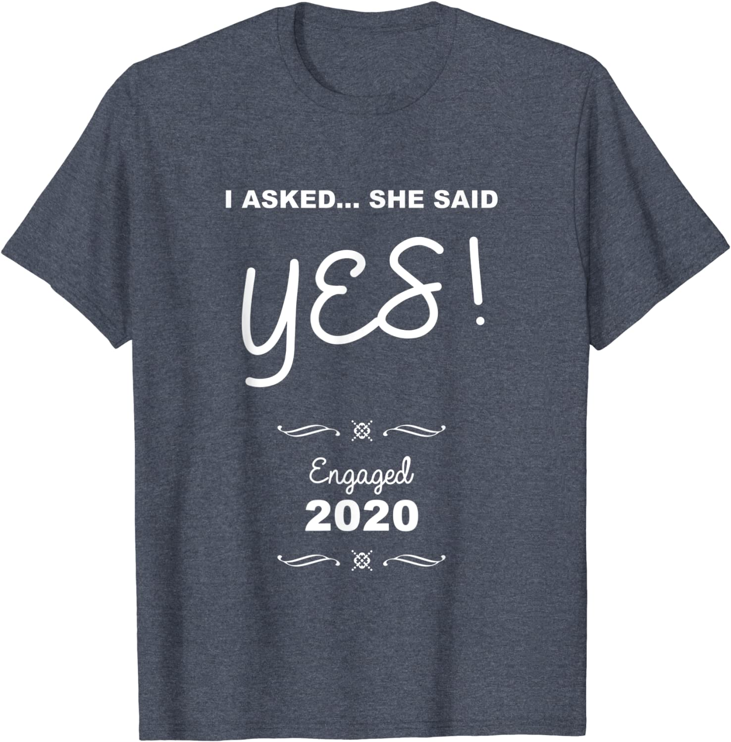 Matching Couple Shirts Mr Mrs Shirts She Said Yes Shirt Funny Bachelorette Party Shirts Engagement Announcement He Asked Shirt