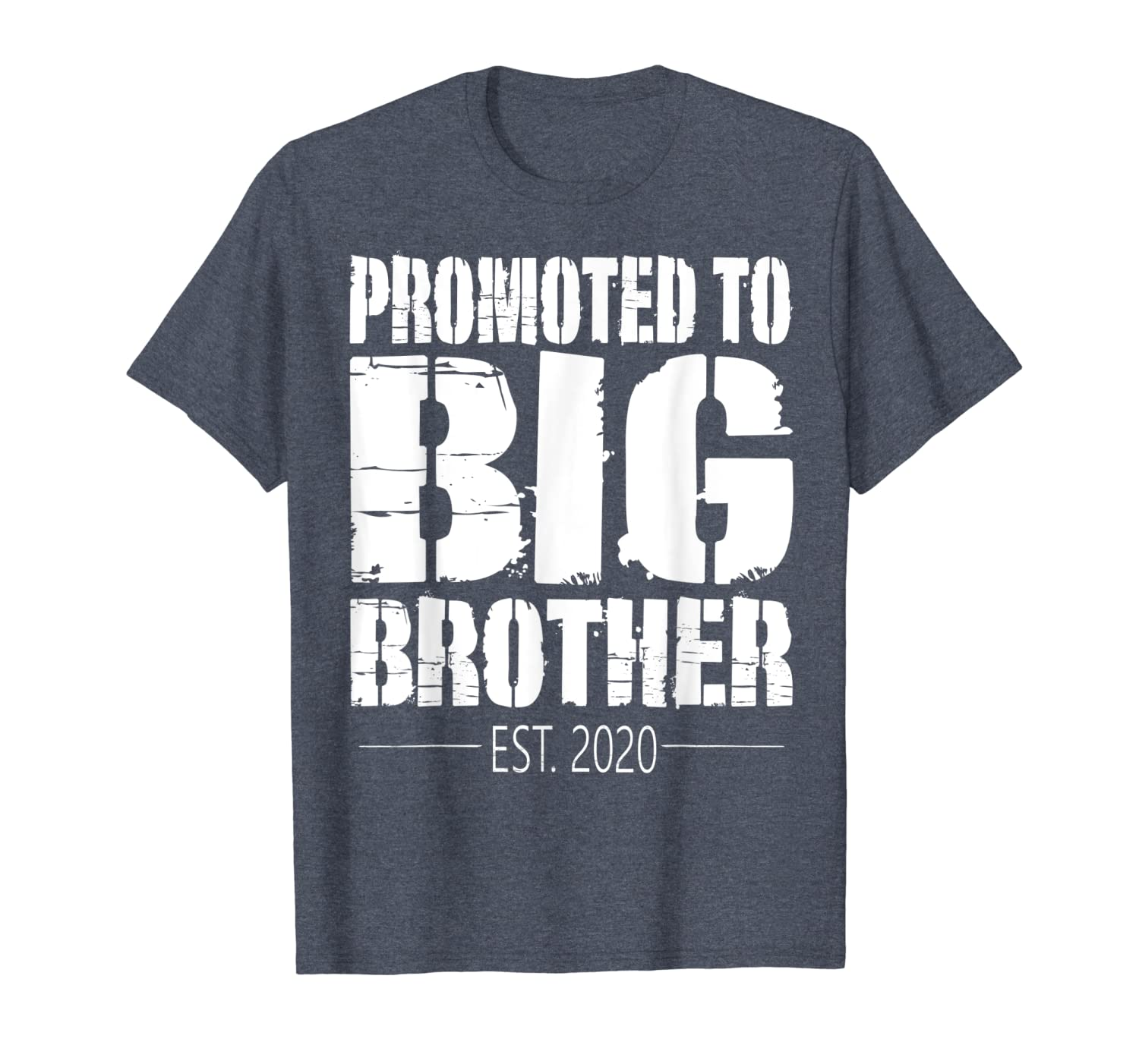 Promoted to Big Brother 2020 T-Shirt Soon to be Bro Gifts-TH