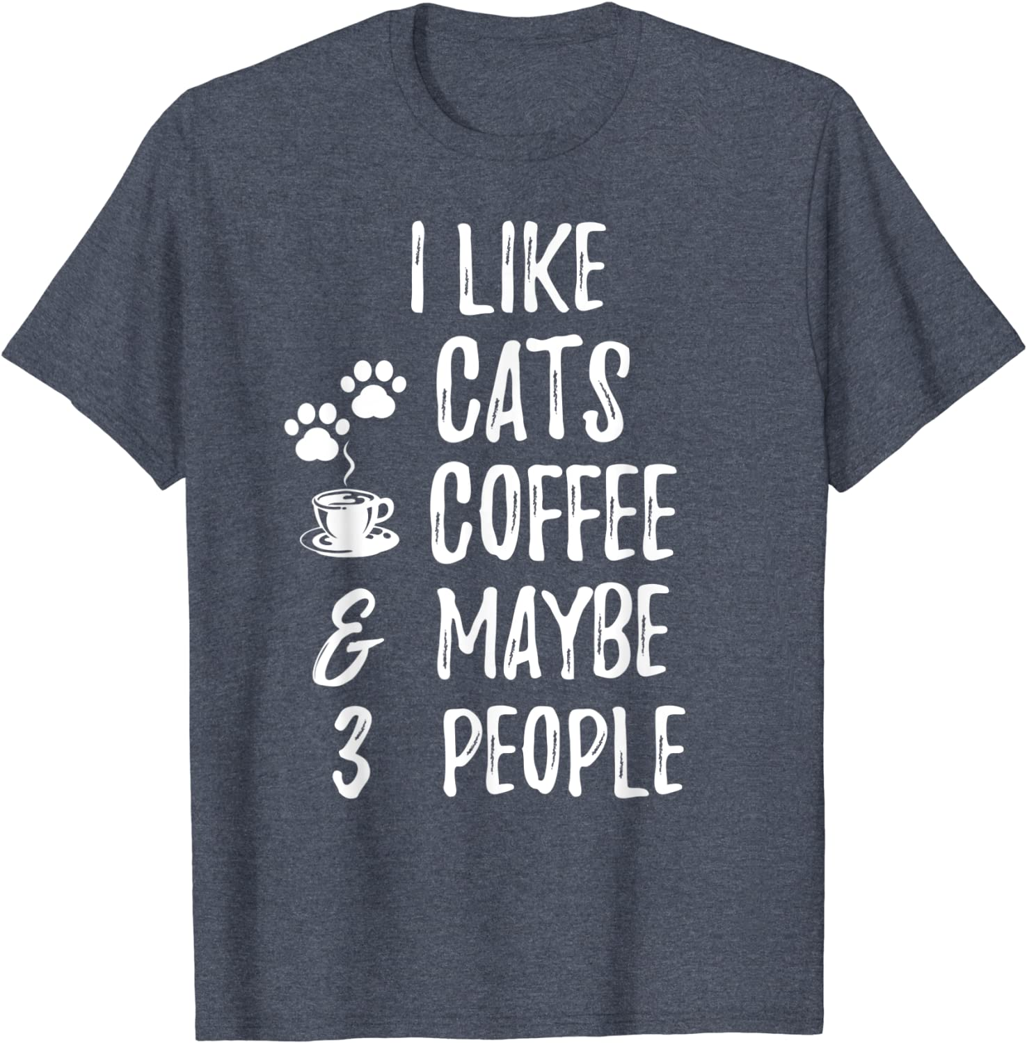 Cute Books T-shirt Cats Black shirt Cats Read Books Unisex Funny Coffee shirt I Like Coffee And Books And Maybe 3 People Hoodie