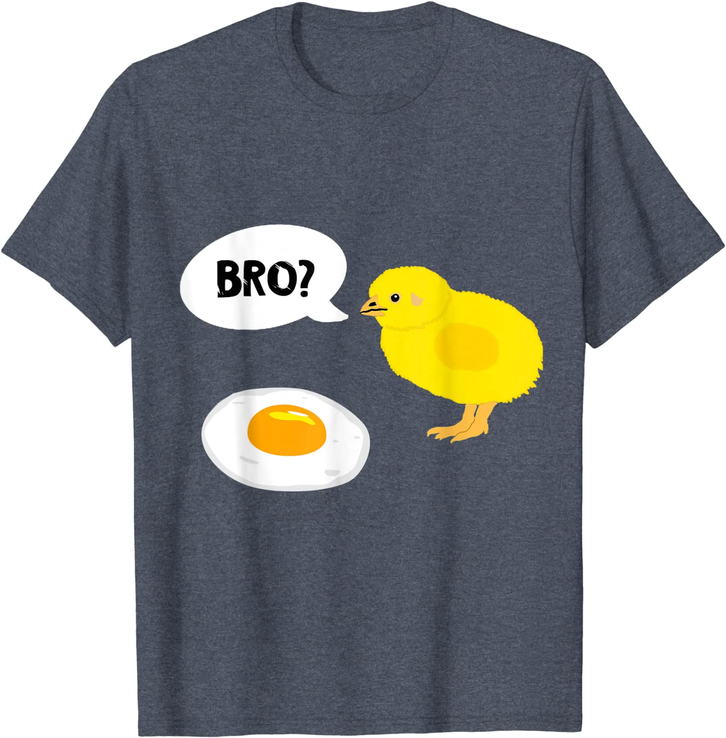 Egg Chicken Funny Cooking T-shirt